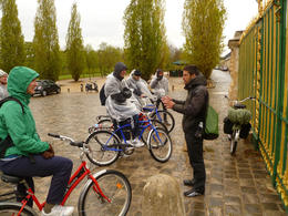 Photo of Paris Versailles by Bike Day Tour Wet Riders