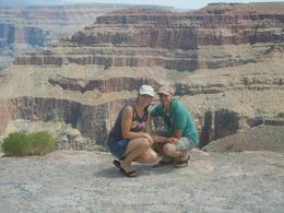 Photo of Las Vegas Grand Canyon West Rim Air and Ground Day Trip from Las Vegas with Helicopter and Boat Ride Grand Canyon West Rim