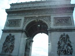 Photo of Paris Paris City Tour by Minivan, Seine River Cruise and Lunch at the Eiffel Tower Arc de Triomphe