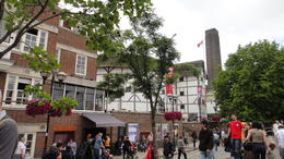Photo of London Shakespeare's Globe Theatre Tour and Exhibition Bankside