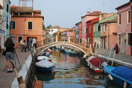 Photo of Venice Murano, Burano and Torcello Half-Day Sightseeing Tour Burano street