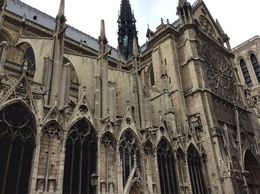 Outstanding gothic construction , Ronny a B - July 2015