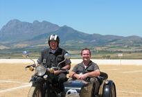 Photo of Cape Town Cape Winelands Tour by Chauffered Sidecar