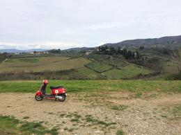 Photo of Florence Vespa Small Group Day Trip to the Chianti Wine Region Chianti