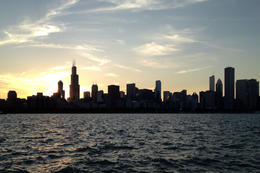 Foto van Chicago Chicago Sunset Dinner Cruise with Buffet Chicago Sunset Dinner Cruise