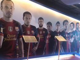 Photo of Barcelona FC Barcelona Football Stadium Tour and Museum Tickets DSC_2627.jpg