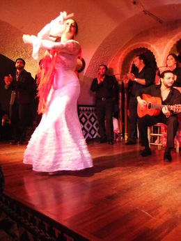 Photo of Barcelona Flamenco Night at Tablao Cordobes DSCF4711.JPG