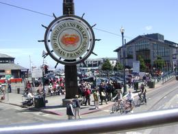 Photo of San Francisco San Francisco Hop-on Hop-off Ticket and Alcatraz Tour Fisherman's Warf