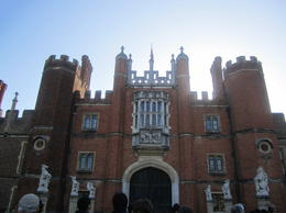 The Hampton Court Palace , LeaAnne E - April 2012