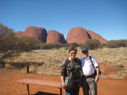 Photo of Alice Springs Uluru (Ayers Rock) and The Olgas Tour Including Sunset Dinner from Alice Springs IMG_5090