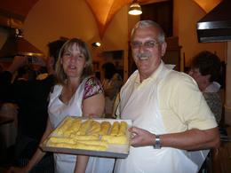 Photo of Florence Tuscan Cooking Class and Dinner in Florence Kathy and Dale
