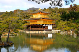 Kinkakuji (Temple of the Golden Pavilion) - March 2013