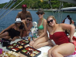 Photo of Puerto Vallarta Day Sailing on Banderas Bay Lunch
