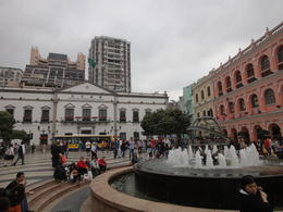 Photo of Hong Kong Macau Day Trip from Hong Kong Nice walk in the old town