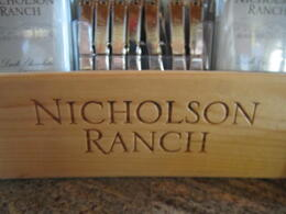 Nicholson ranch had a wonderful Syrah, if you like olives! , lstoli04 - January 2011