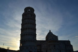 Sunset in Pisa , Mary M - January 2016