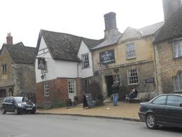 Photo of London Stonehenge, Windsor Castle, Bath, and Medieval Village of Lacock Including Traditional Pub Lunch pub 2 George Inn