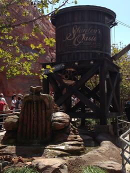 Photo of Anaheim & Buena Park 3-Day Disneyland Resort Ticket Radiator Springs Racers