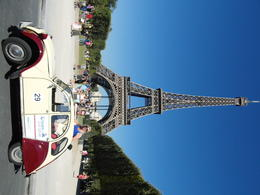 Photo of Paris Private Tour: 2CV Paris City Highlights Tour SAM_0148