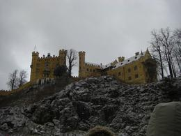 And a shot of Schloss Hohenschwangau, this wasn't part of my tour, but they do offer tours of this castle too !! , Robert S - December 2011