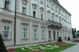 Photo of Munich Salzburg Small Group Day Tour from Munich Schloss Mirabell