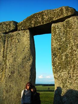 Photo of London Private Viewing of Stonehenge including Bath and Lacock Stonehenge from inside