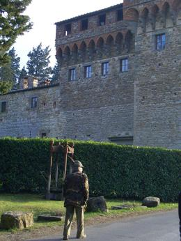 Photo of Florence Chianti Region Wine Tasting Half-Day Trip from Florence The castle!
