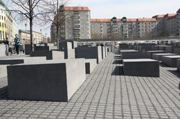 A fascinating memorial to those who died at the hands of the Nazis and Hitler. Walk among the many different sized stone blocks and remember., Stephanie G - April 2010