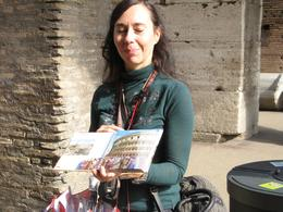 Photo of Rome Ancient Rome Half-Day Walking Tour Tour Leader Valentina