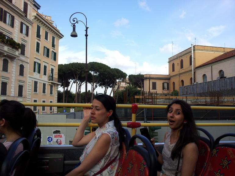 Amazing way to see the city! - Rome