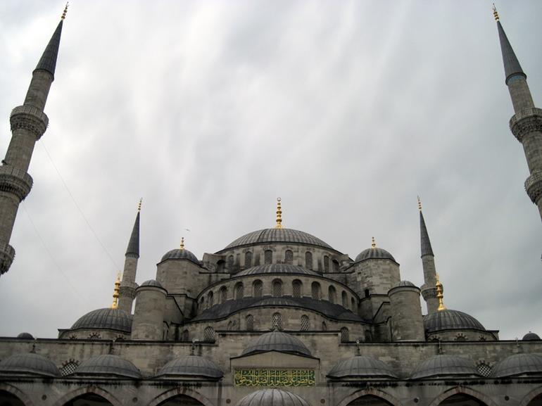 Blue mosque - Istanbul