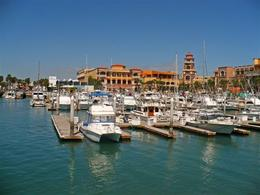 The Cabo Marina & Harbor - March 2008