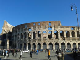 Photo of Rome Skip the Line: Ancient Rome and Colosseum Half-Day Walking Tour Colosseum from outside