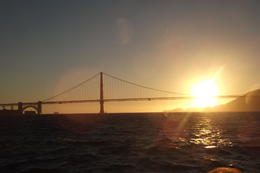 Photo of San Francisco San Francisco Bay Sunset Catamaran Cruise DSCF0364