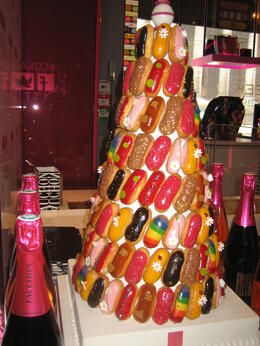 Photo of Paris Paris Walking Tour: Secret Sites and Hidden Gems Eclaires at Fauchon