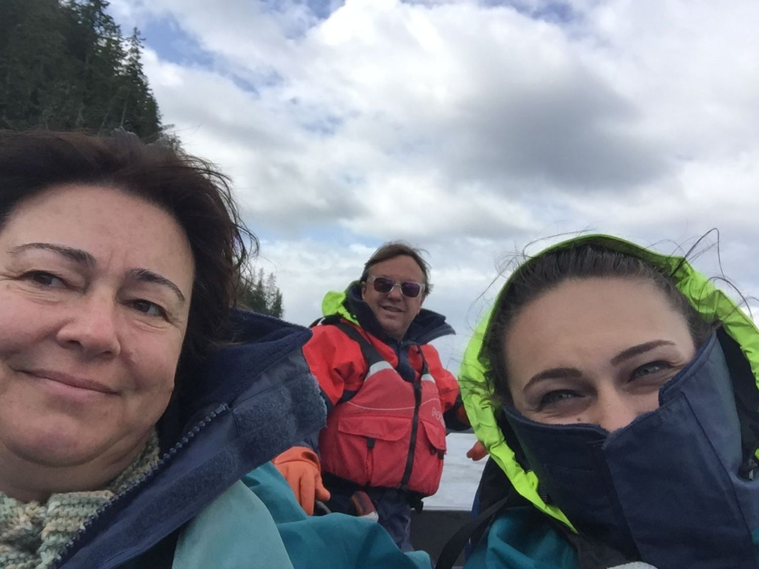 Small-Group Zodiac Wilderness Adventure from Ketchikan