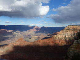Photo of Las Vegas Grand Canyon South Rim Bus Tour with Optional Upgrades Light and shade