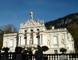 Photo of Munich Royal Castles of Neuschwanstein and Linderhof Day Tour from Munich Linderhof palace