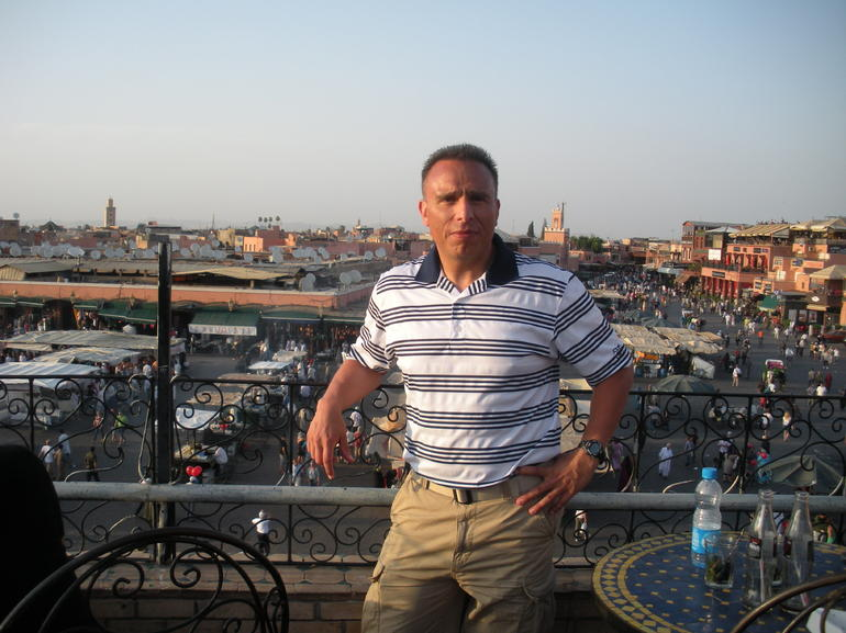 Marrakesh_Plaza - Marrakech