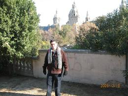 Photo of Barcelona Barcelona Hop-on Hop Off Tour: North to South Route My son Aaron on Monjiu