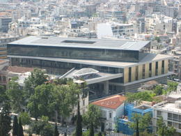 New Acropolis Museum in Athens , tonymichelle922 - June 2011
