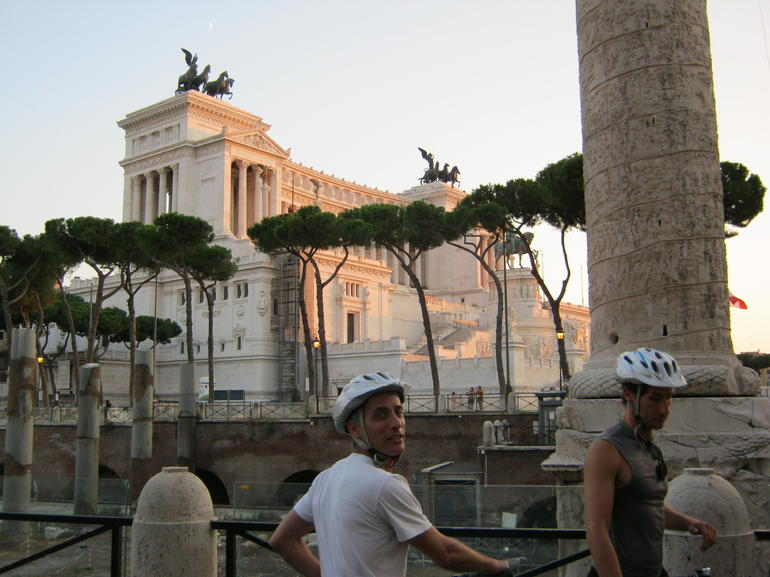 on the way to Piazza Venezia - Rome