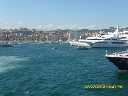Cannes. , Catorina - August 2012