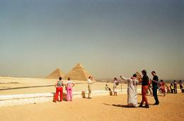 Photo of Cairo Private Tour: Giza Pyramids, Sphinx, Egyptian Museum, Khan el-Khalili Bazaar Pyramids