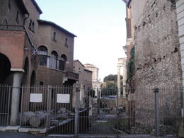 Rome food walking tour, Blanca - June 2014