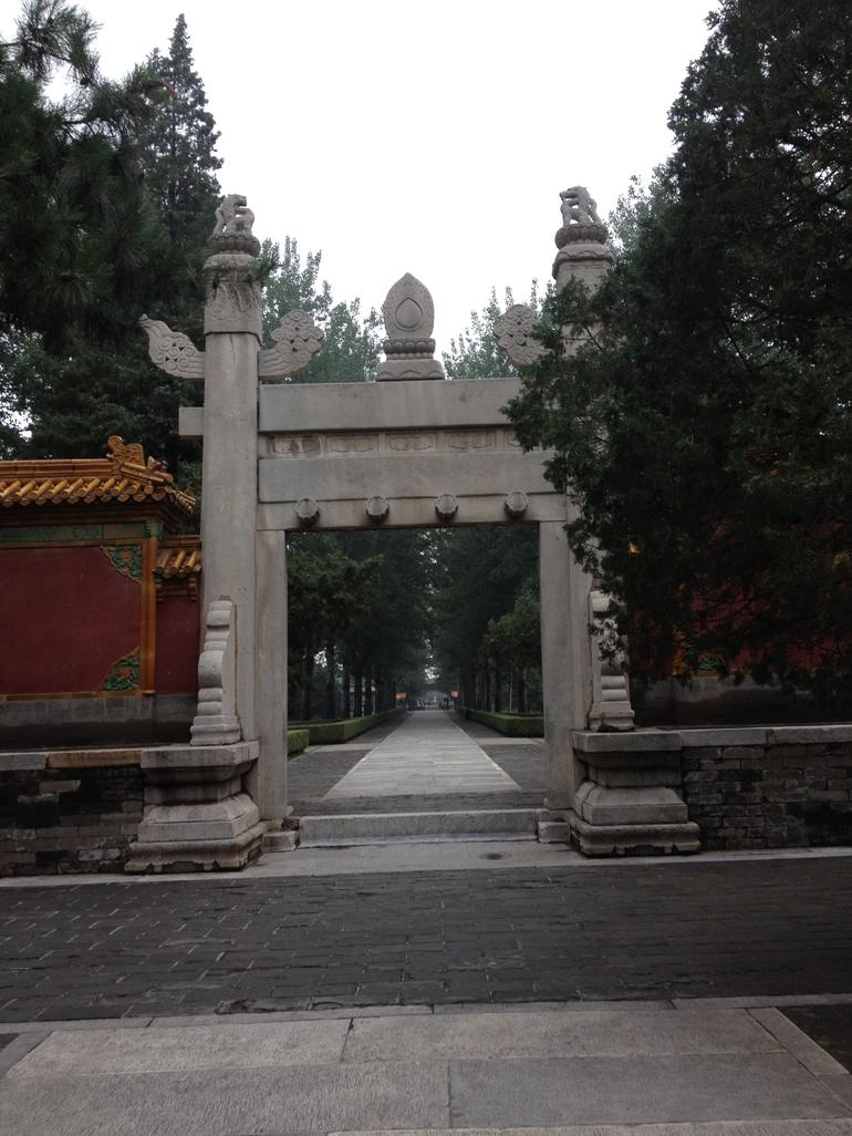 Spirit Way - Beijing