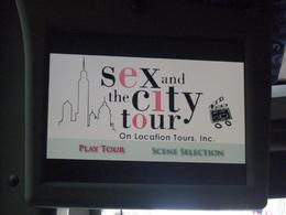 Photo of New York City Sex and the City Hotspots Tour The Tour Bus Video