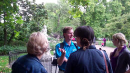 Photo of   Tour with a knowledgeable and interesting guide!