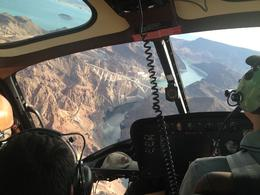 Photo of Las Vegas Grand Canyon West Rim Luxury Helicopter Tour What amazing views!