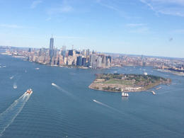 Photo of New York City Manhattan Sky Tour: New York Helicopter Flight You can see everything from up here!